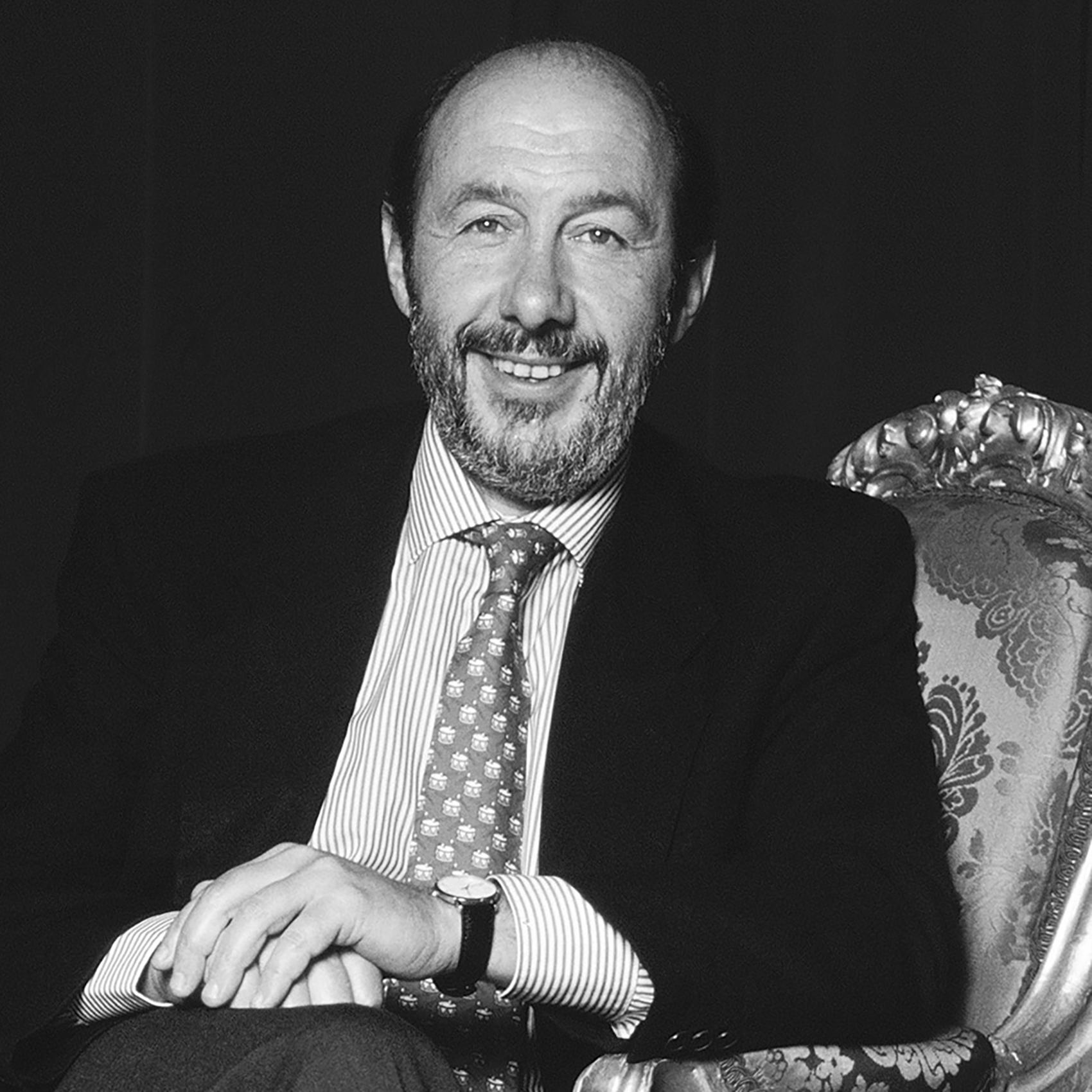Pérez Rubalcaba, Alfredo